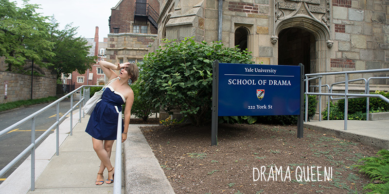 Drama school Yale University