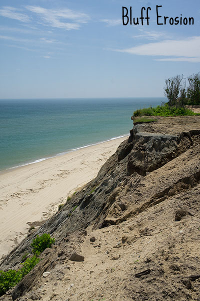 Bluff Erosion Sconset