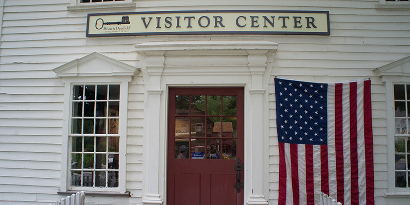 Visitor Center Deerfield Massachusetts