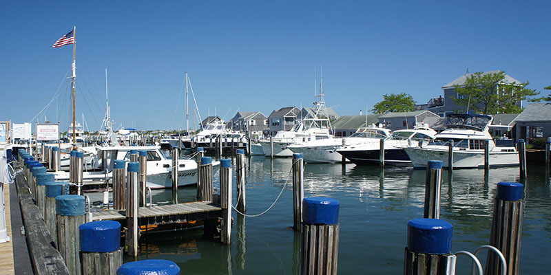Nantucket yacht