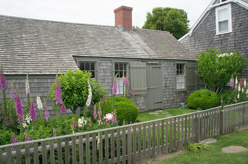 Sconset Nantucket Pretty House