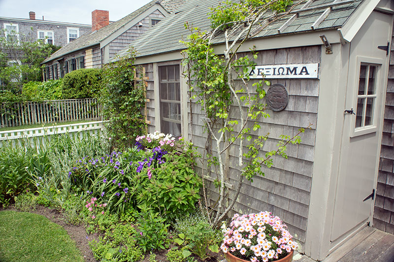 Fisherman's House Sconset Nantucket