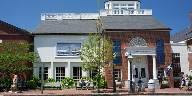 Whaling Museum Nantucket