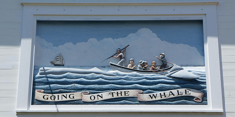 Going on the whale - Nantucket