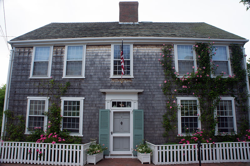 Nantucket Town - a nice house