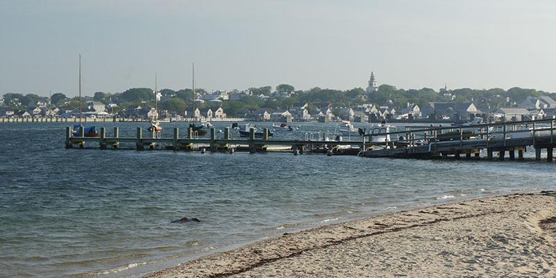 Vue sur Nantucket