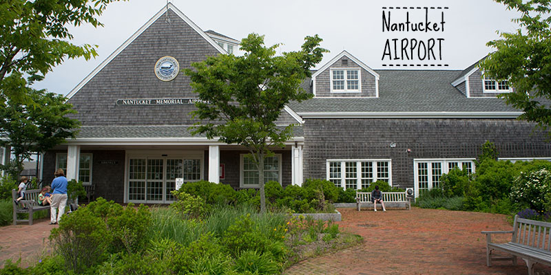 L'aéroport de Nantucket