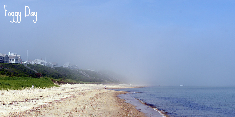 Foggy Day on Nantucket