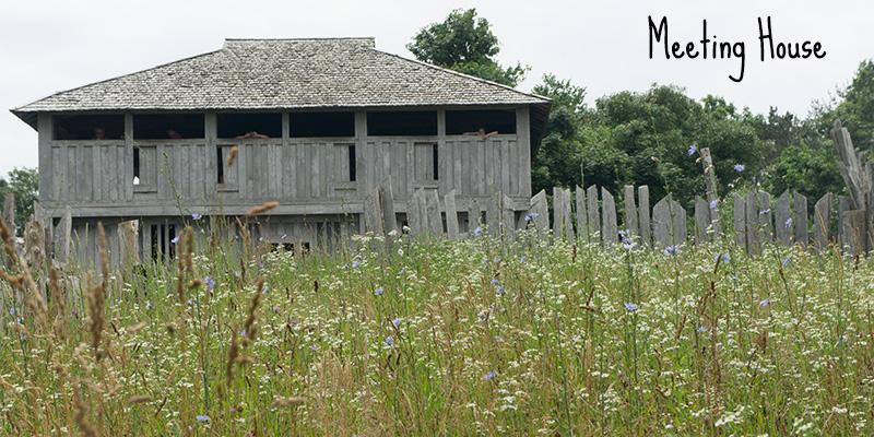 Meeting House Plimoth Plantation