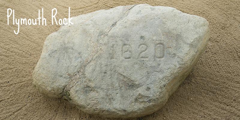 Plymouth roch 1620