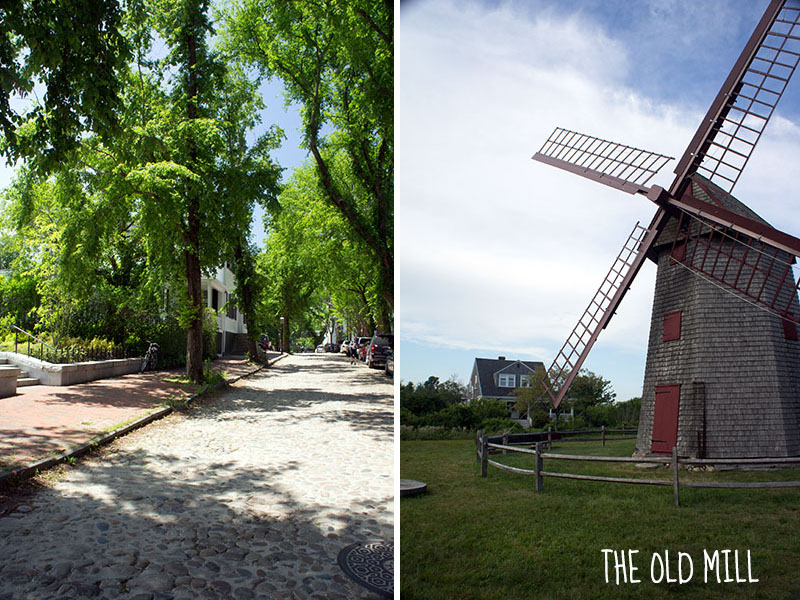 The Old Mill Nantucket