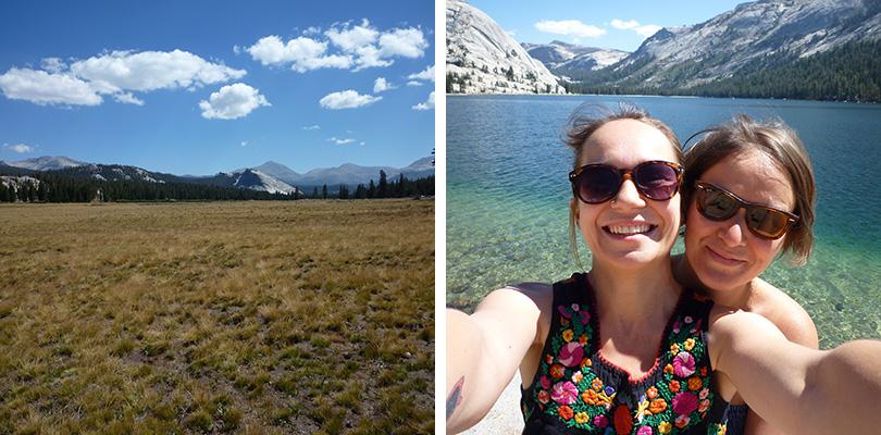 Road trip entre amis - Yosemite 1