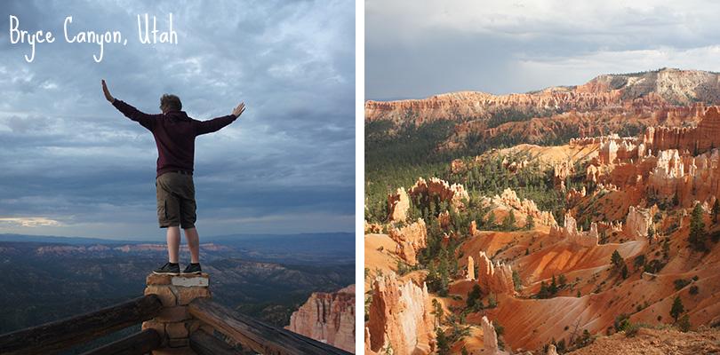 Road trip entre amis - Bryce Canyon Utah