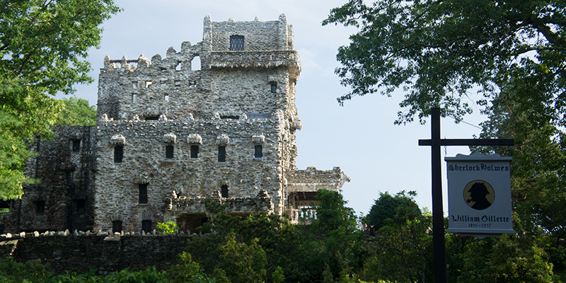 Gillette Castle, Connecticut Valley