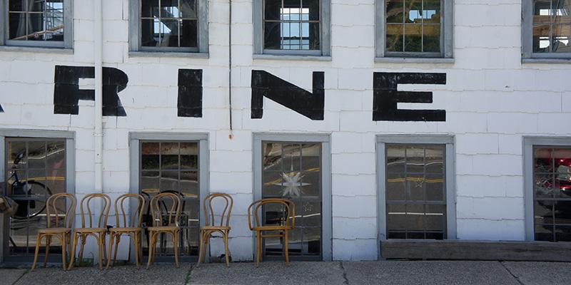Vintage shop, Gloucester MA 1