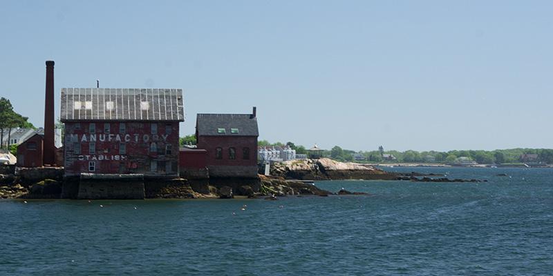le port de Gloucester, MA 1