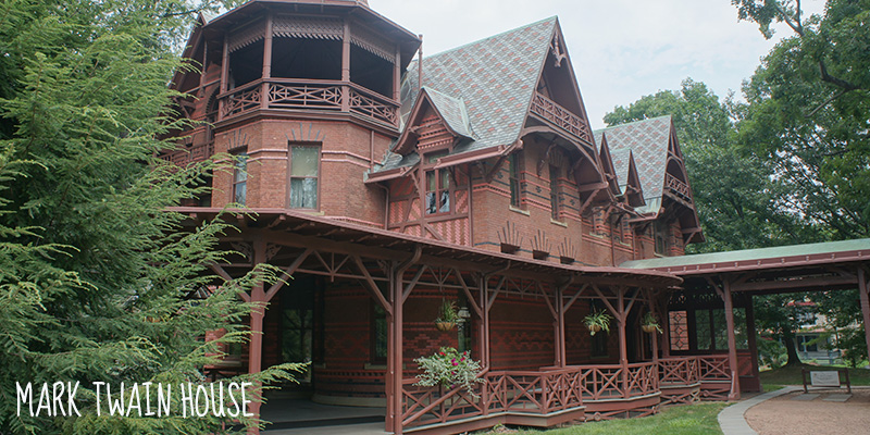 Mark Twain House Hartford