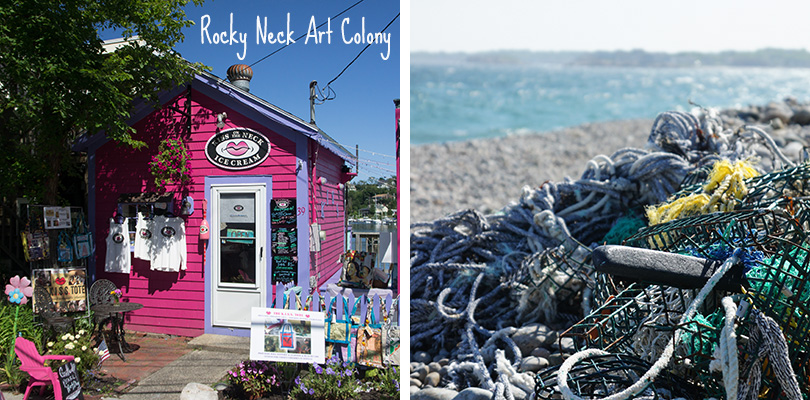 rocky neck art colony Gloucester Ma