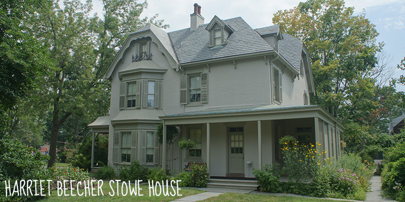Harriet Beecher Stowe House, Hartford, CT