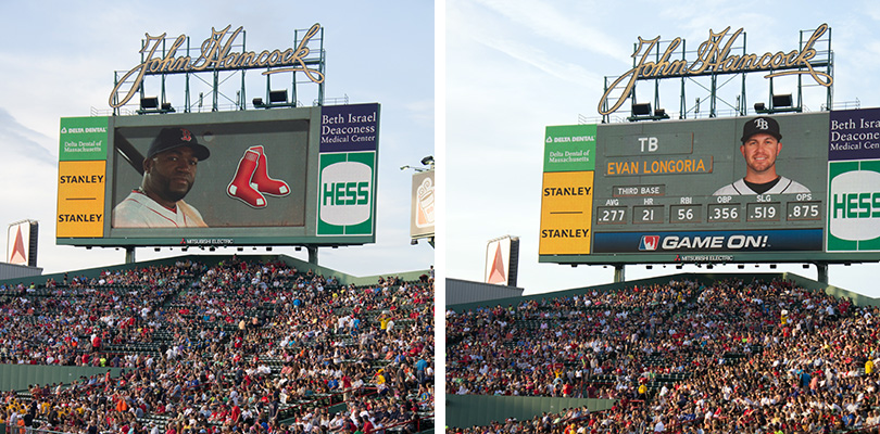 Fenway Park, home of the Boston Red Sox 3