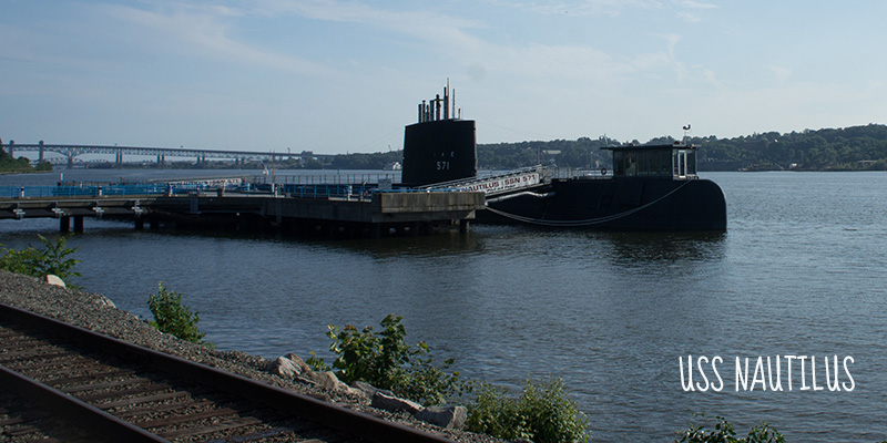 USS Nautilus Connecticut