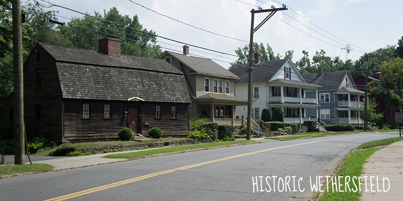 Historic Wethersfield, CT 1