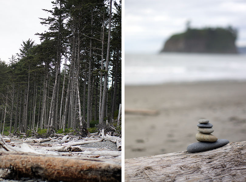 Ruby Beach - Olympic National Park 2