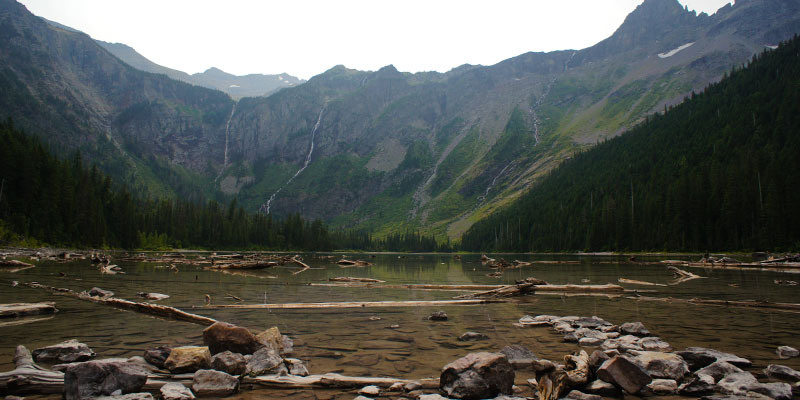 Avalanche Lake 1 - Glacier National Park