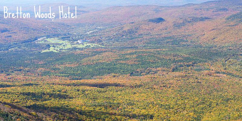 Bretton Woods Hotel, New Hampshire