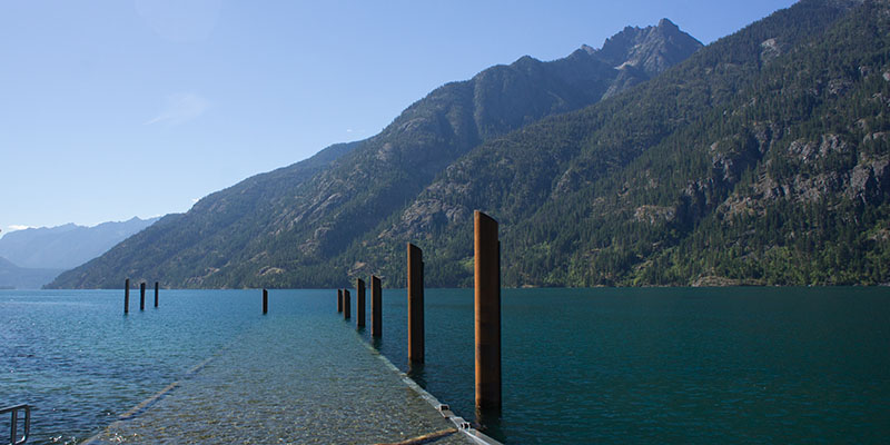Chelan - Stehakin - North Cascades National Park 1