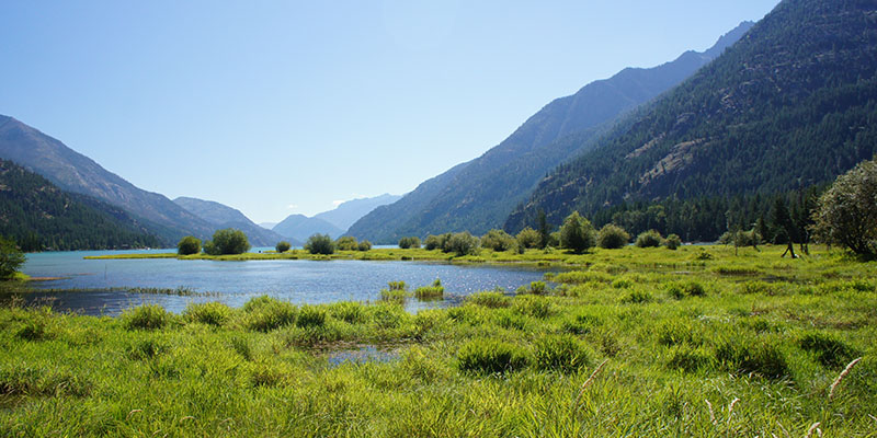 Chelan - Stehakin - North Cascades National Park 2