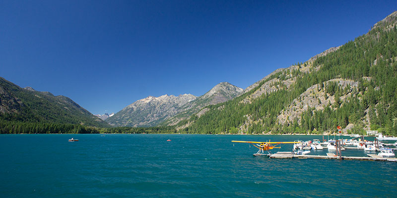 Chelan - Stehakin - North Cascades National Park 3
