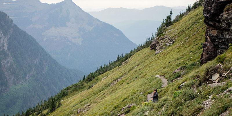 Hidden Lake Trail - Glacier National Park