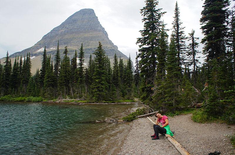 Hidden Lake 1 - Glacier National Park