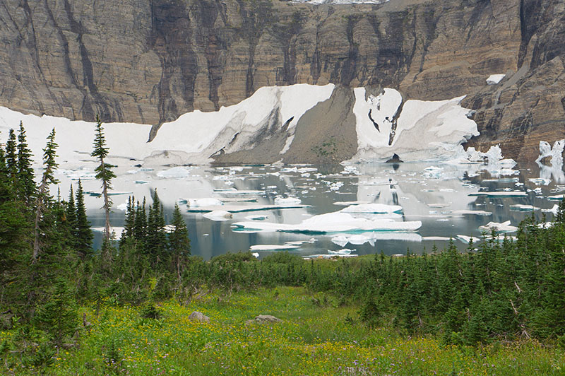 Iceberg Lake 2 - Glacier National Park