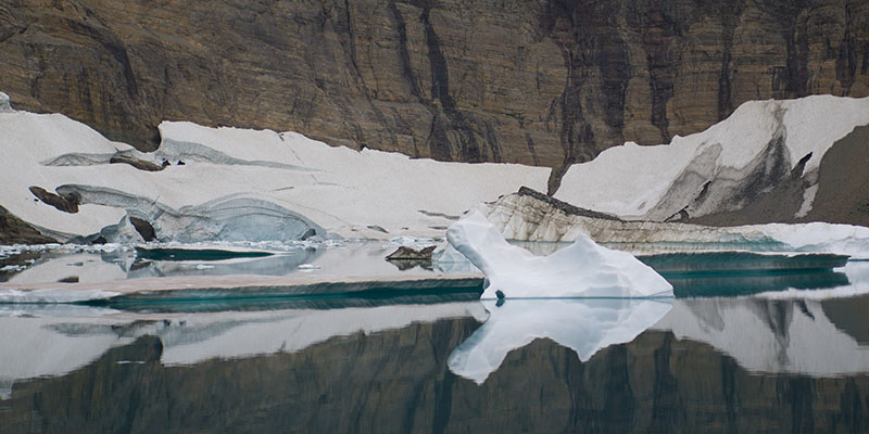 Iceberg Lake 1 - Glacier National Park