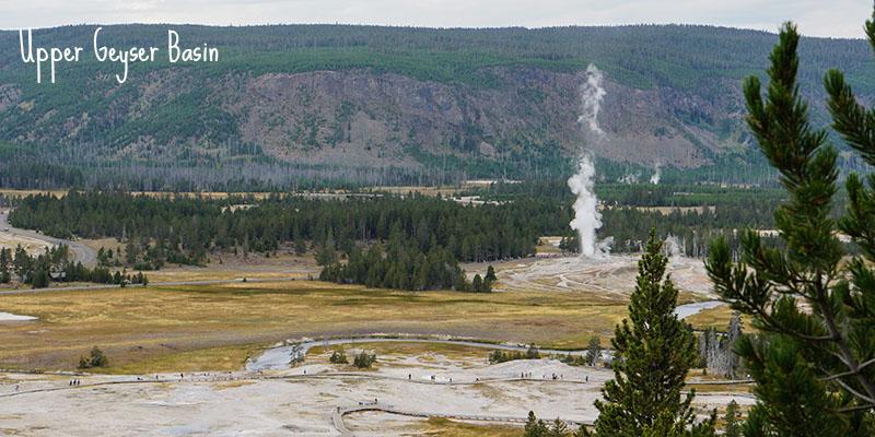 Upper Geyser Basin, Yellowstone National Park