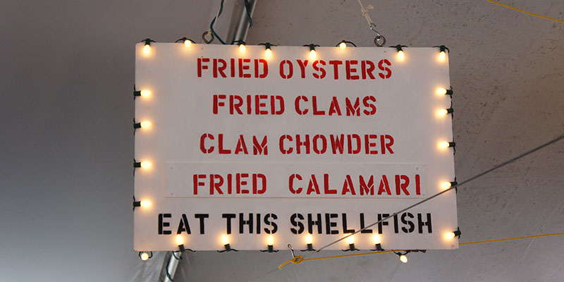 Oyster Fest WellFleet, Cape Cod 1