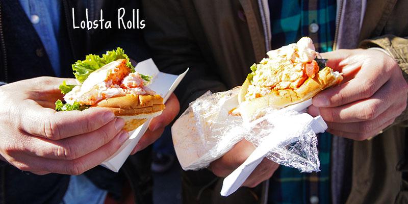 Oyster Fest WellFleet, Cape Cod - Lobster Rolls
