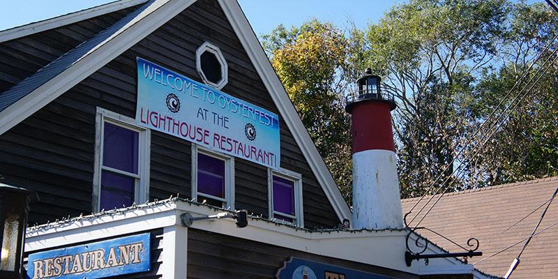 Oyster Fest WellFleet, Cape Cod - restaurant