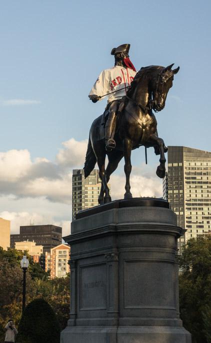 L'automne à Boston - l'été indien - Go Sox