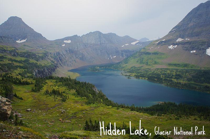 Hidden Lake 2 - Glacier National Park