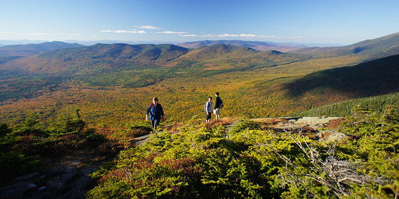 New Hampshire, Presidential Range