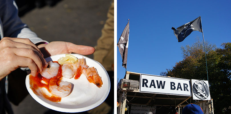 Shrimp and Raw Bar, Wellfleet