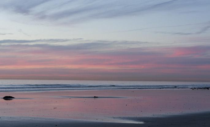 Sunset à San Diego 2