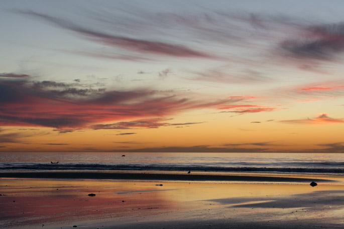 Sunset à San Diego 4