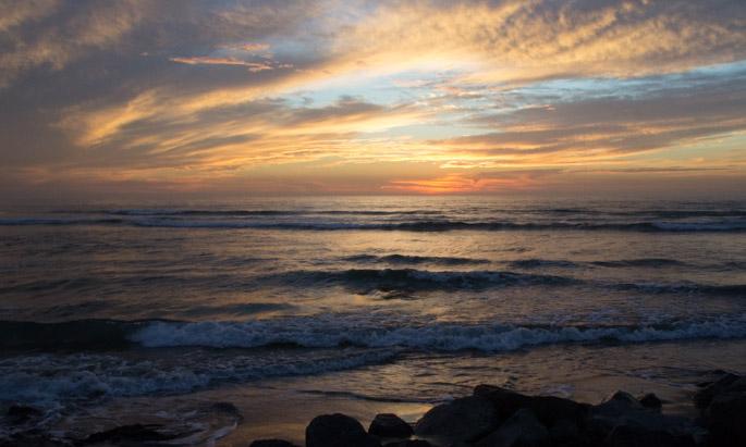 Sunset à San Diego 5