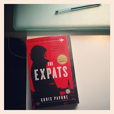 The Expats, Chris Palvone
