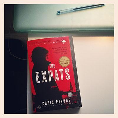 The Expats, Chris Palvone