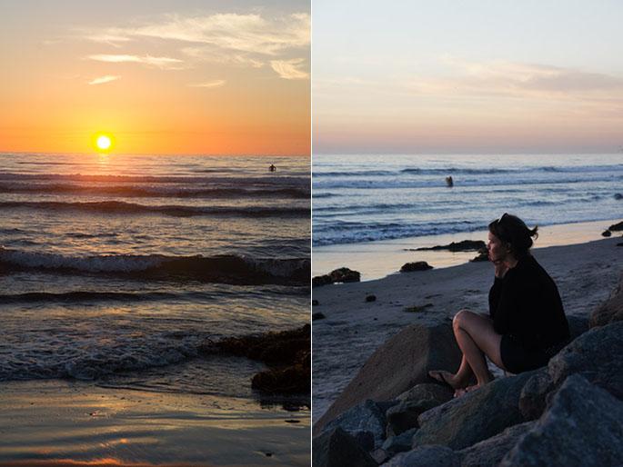 Sunset à San Diego 15